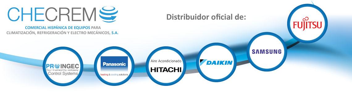 Distribuidor oficial